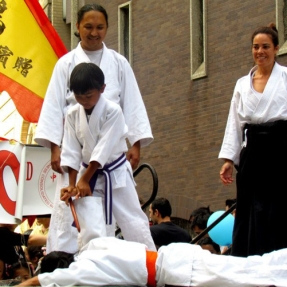 August Moon Festival in Chinatown 2012