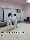 Beginner Aikido